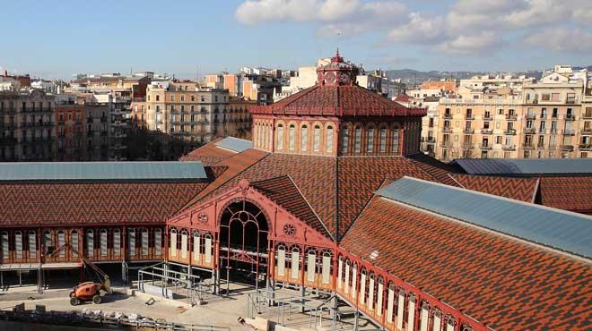 Barcelona Autrement - Marchés à Barcelone - Mercat de Sant Antoni