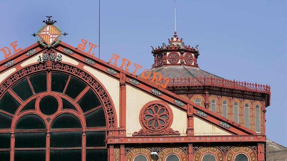 Le marché de Sant Antoni © La Vanguardia