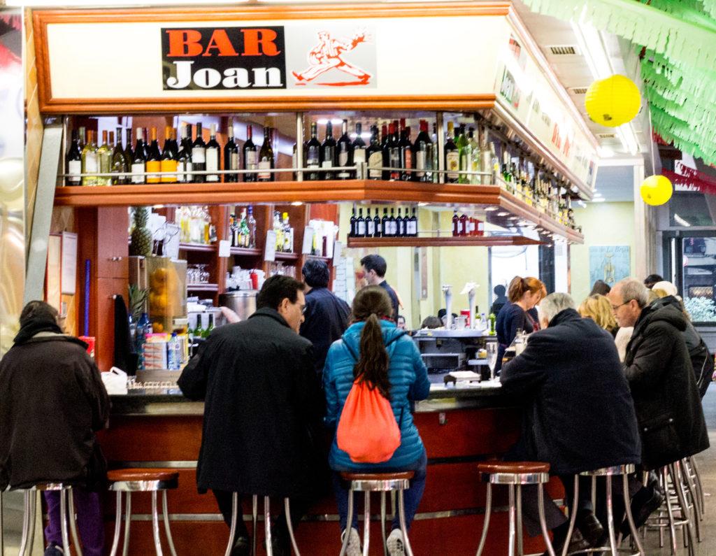 Barcelona Autrement - Les marchés à Barcelone - Manger