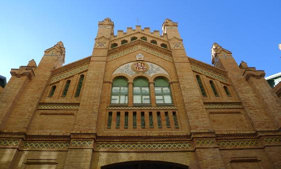 Le marché de Sants © Barcelona.cat