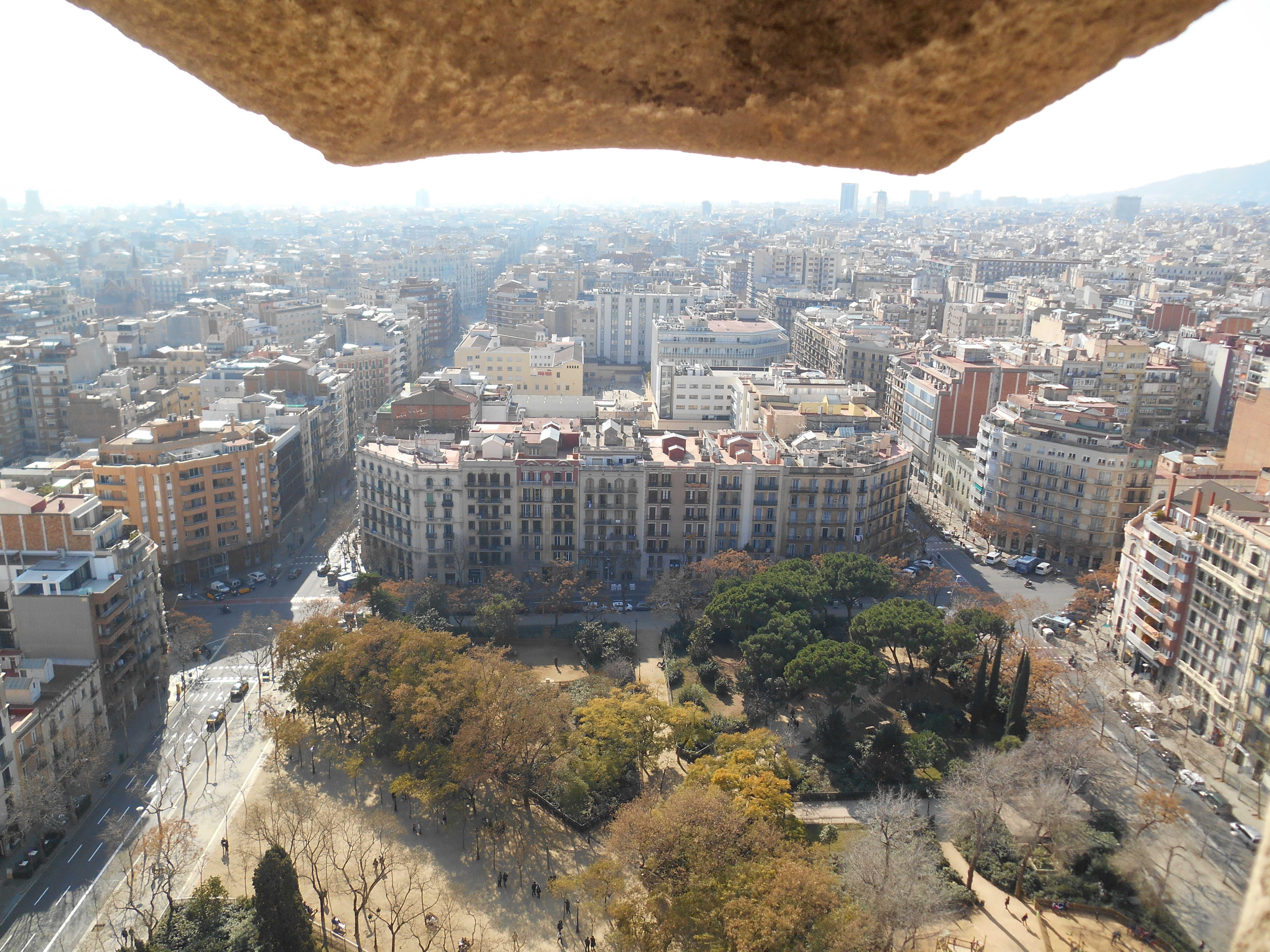 Les plus beaux panoramas de Barcelone - Sagrada Familia - Barcelona Autrement