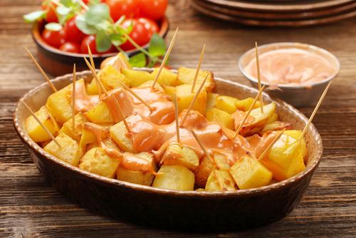 Patatas bravas - Barcelona Autrement