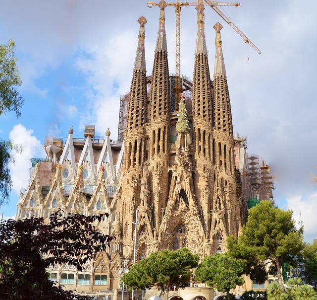 Sagrada Familia extérieur - Barcelona Autrement