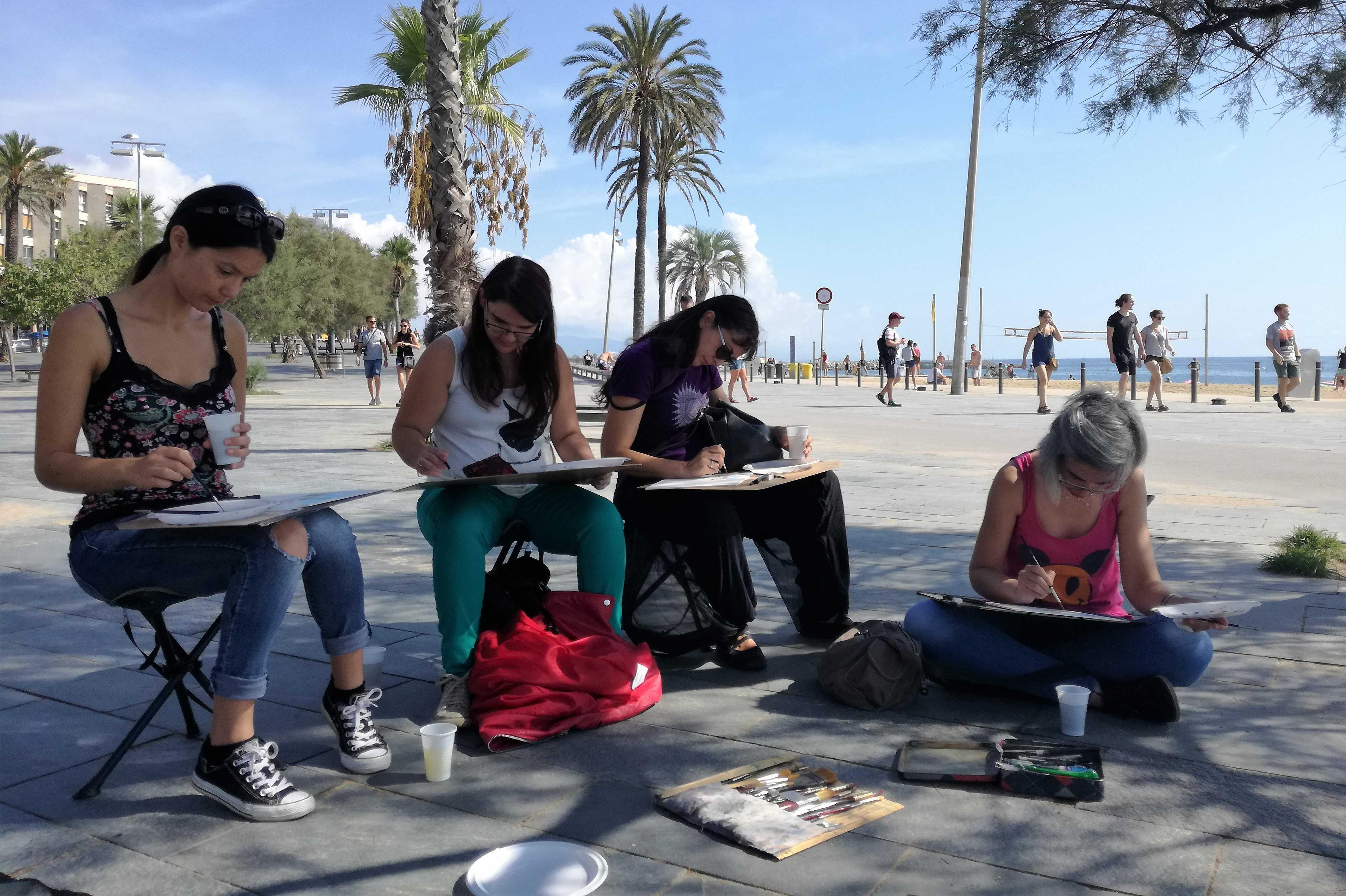 Barcelona Autrement - Dessinez Barcelone insolite