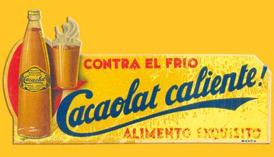 Barcelona Autrement - Cacaolat Barcelone - Pub