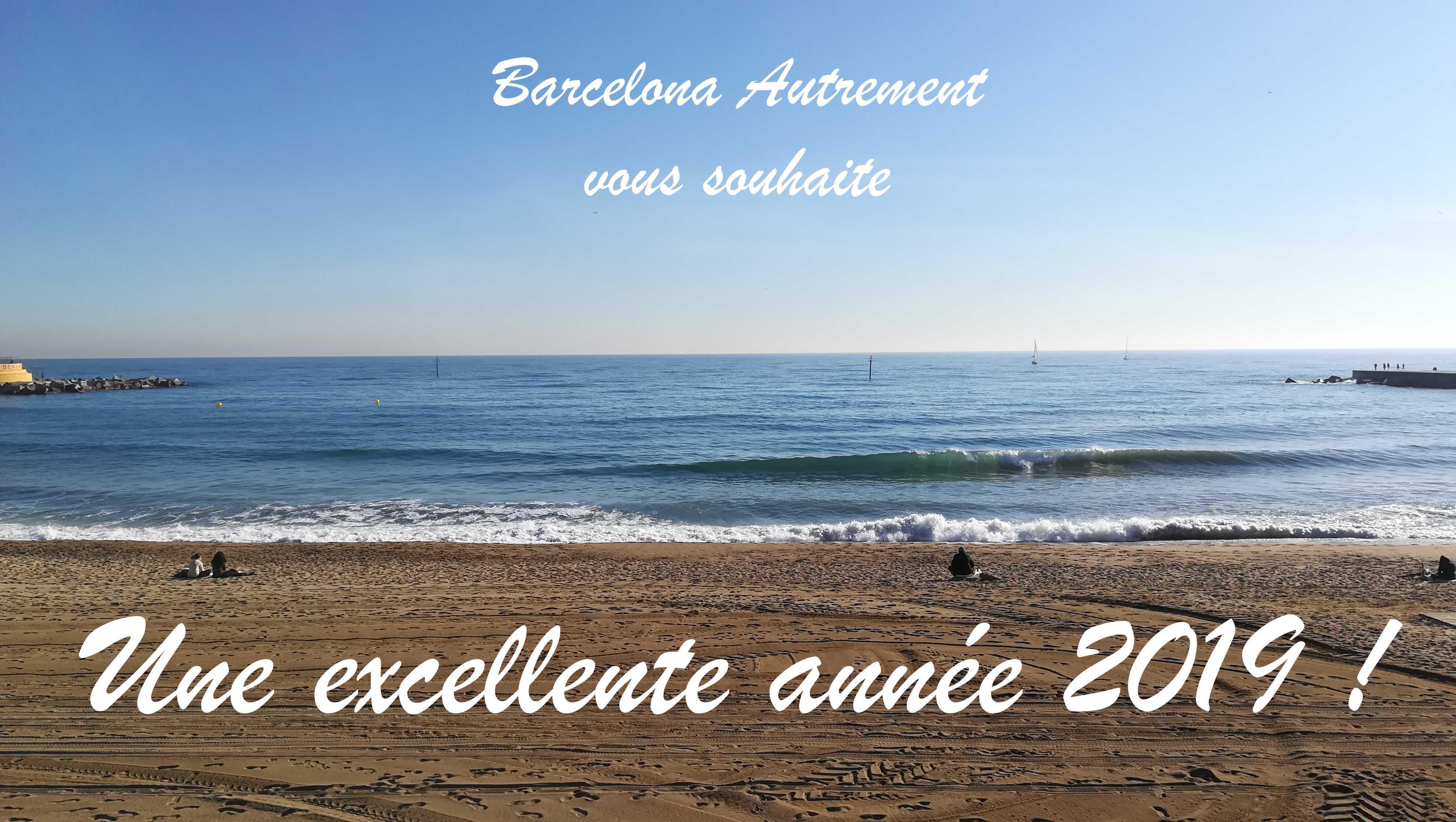 Barcelona Autrement - Excellente année 2019