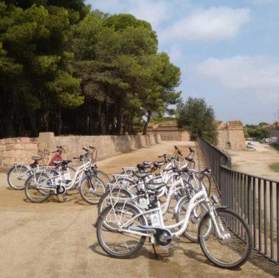 Barcelona Autrement - Sport à Barcelone - Montjuïc en vélo électrique