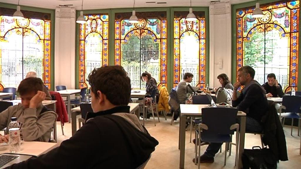 Barcelona Autrement - Travailler au calme - Casa Orlandai