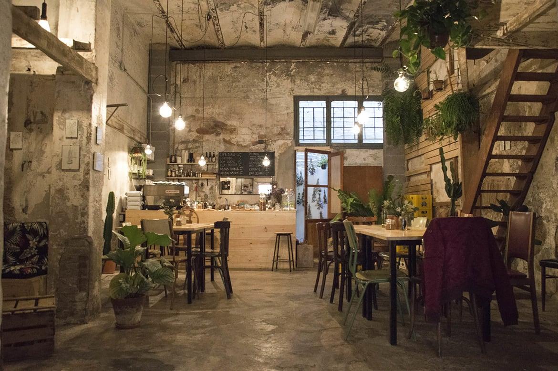 Barcelona Autrement - Travailler au calme - Espai Joliu