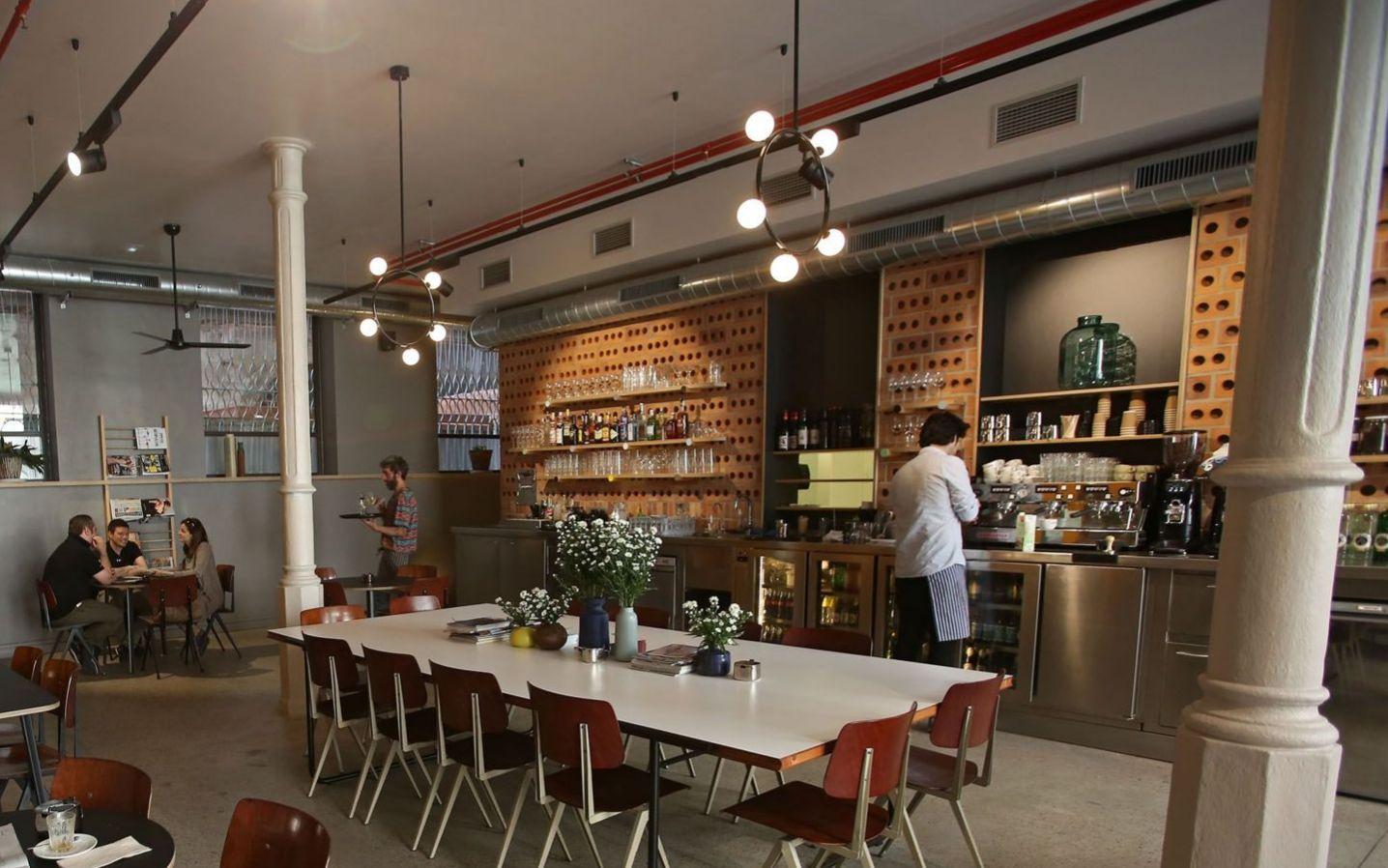 Barcelona Autrement - Travailler au calme - Federal Cafe Gotic