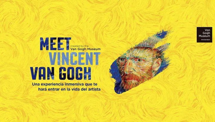 Barcelona Autrement - Agenda Avril 2019 - Meet Van Gogh