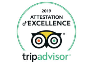 Barcelona Autrement reçoit l'Attestation d'Excellence 2019 de Trip Advisor