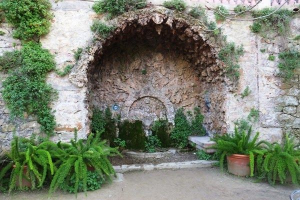 Barcelona Autrement - Jardins de Laribal - Font del Gat