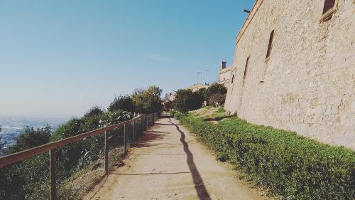 Barcelona Autrement - 16 endroits insolites - Château de Montjuïc