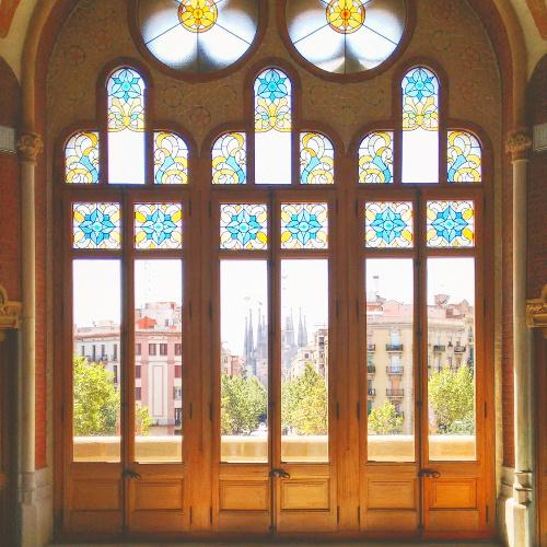 Barcelona Autrement - 16 endroits insolites - Hospital Sant Pau