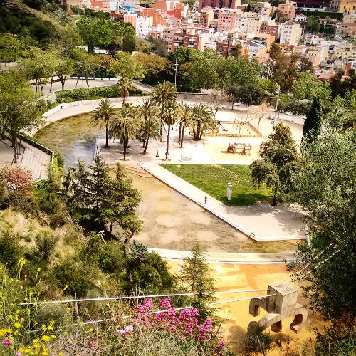 Barcelona Autrement - 16 endroits insolites - Parc de la Creueta del Coll