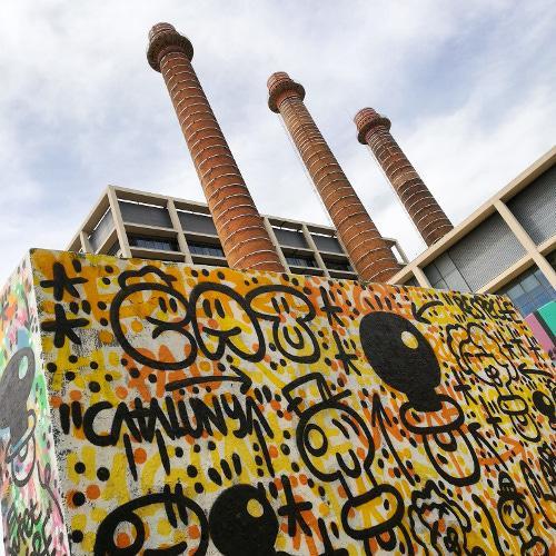 Barcelona Autrement - 16 endroits insolites - Parc de les Tres Xemenies