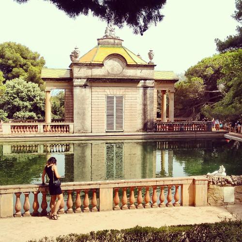 Barcelona Autrement - 16 endroits insolites - Parc del Laberint d'Horta