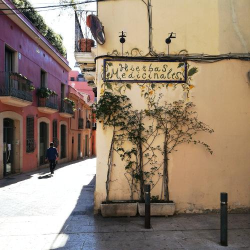 Barcelona Autrement - 16 endroits insolites - Rues d'Horta