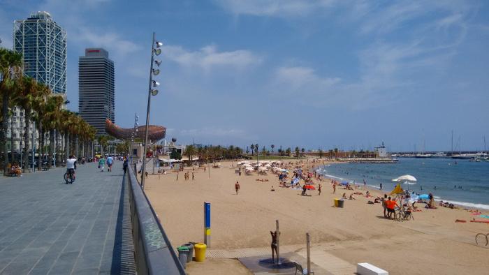 Barcelona Autrement - Les Plages de Barcelone - Somorrostro