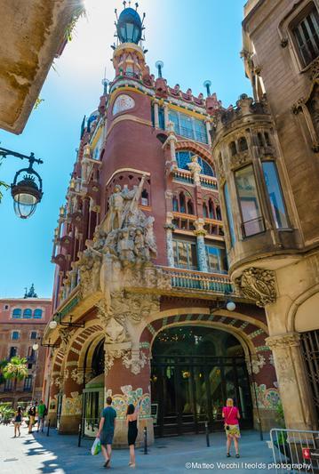 Barcelona Autrement - 6 choses à savoir sur Barcelone - Palau de la Música Catalana