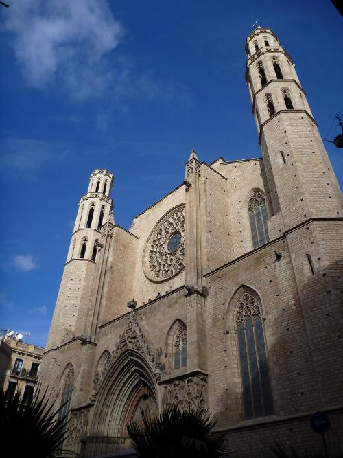 Barcelona Autrement - 6 choses à savoir sur Barcelone - Santa Maria del Mar