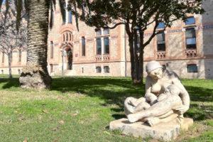 Les jardins de la Maternitat : un très joli parc à Barcelone