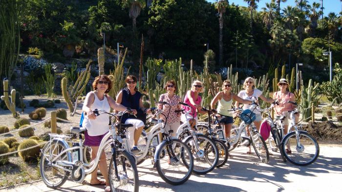 Barcelona Autrement - Montjuïc en vélo électrique