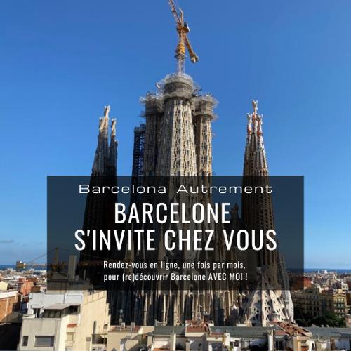 Barcelona Autrement - Visite virtuelle Sagrada Familia