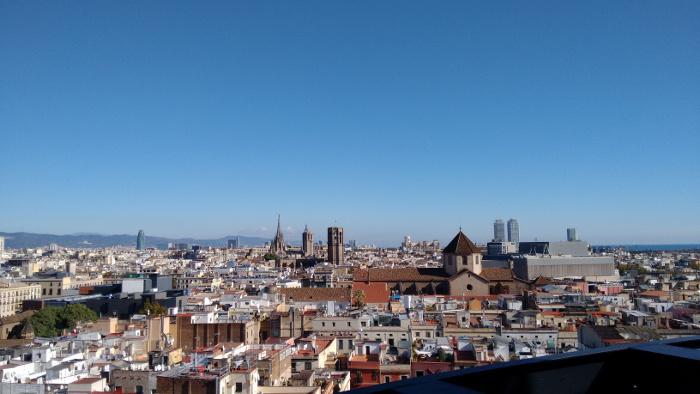 Barcelona Autrement - Vue panoramique de Barcelone