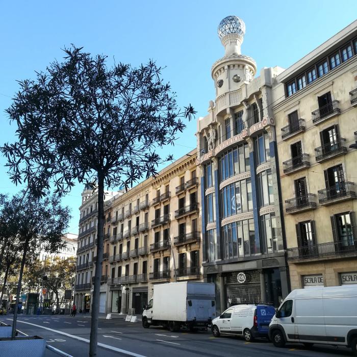 Barcelona Autrement - El Siglo