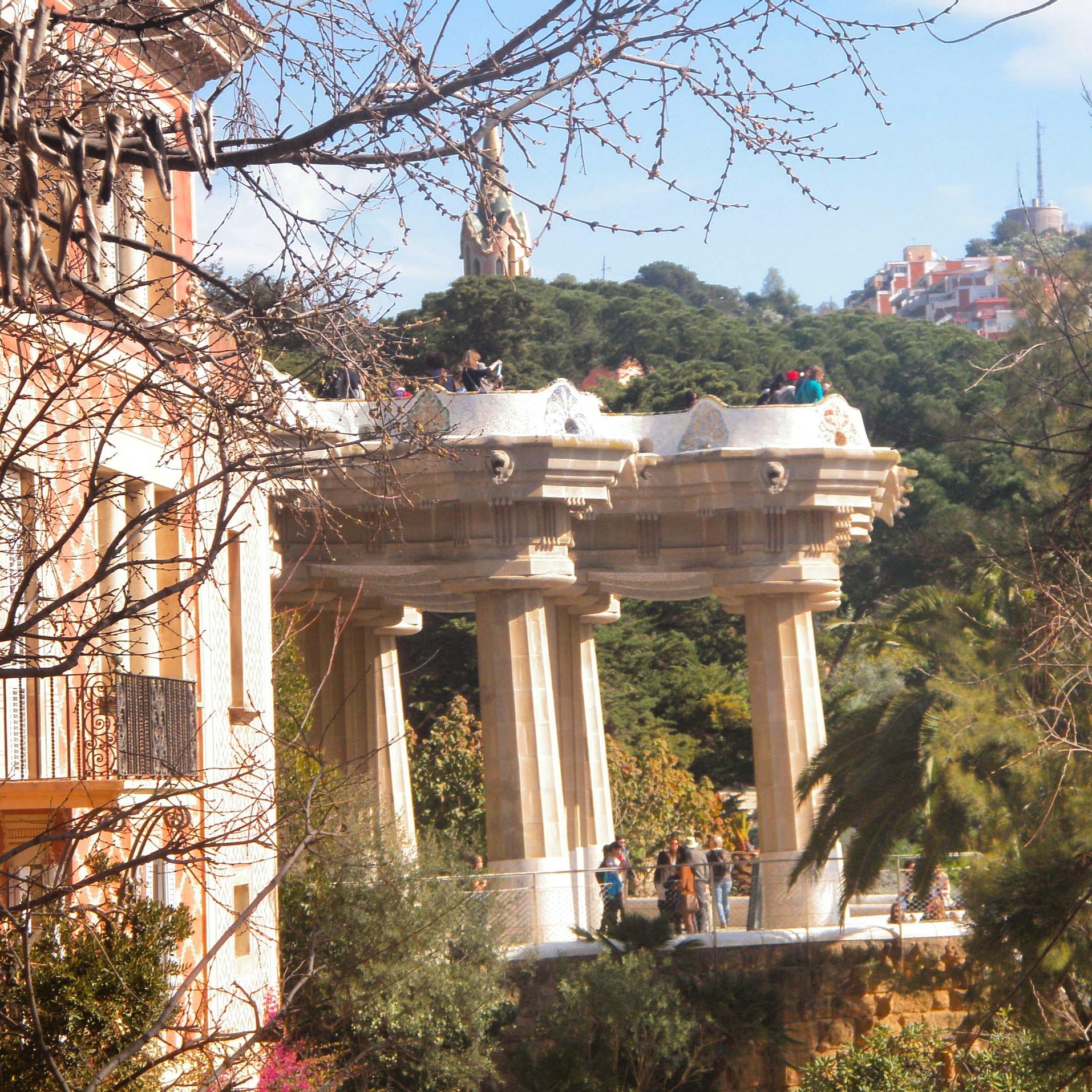 Barcelona Autrement - La nature comme inspiration - Park Güell