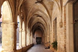 Barcelona Autrement - Couvent Sant Agusti - Cloître