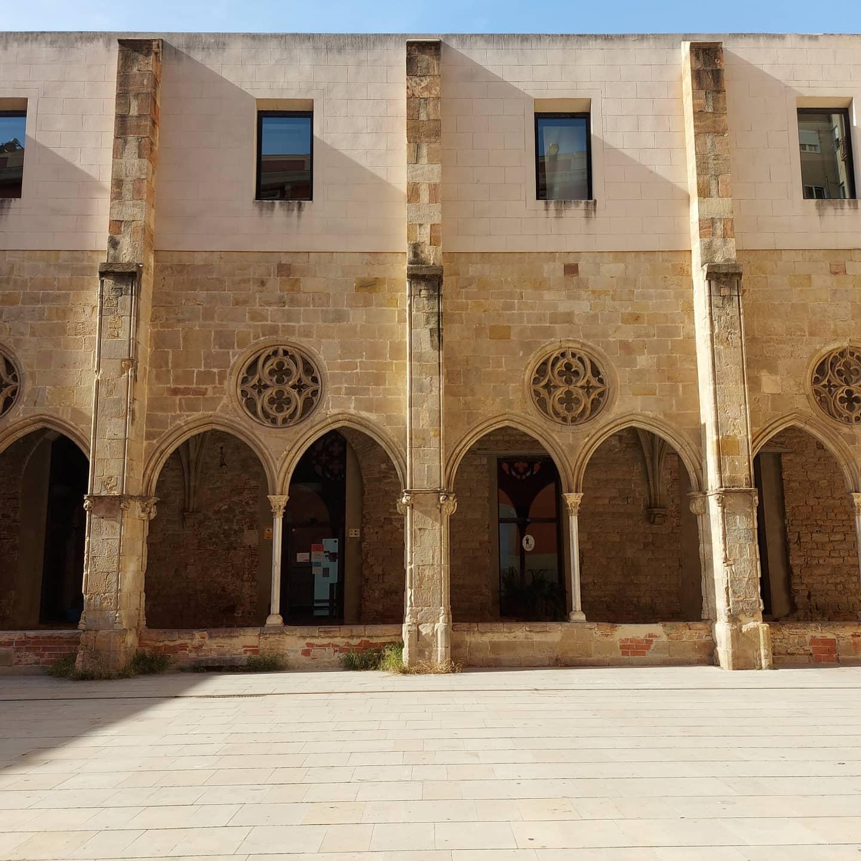 Le couvent Sant Agusti